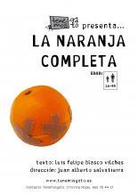 La naranja completa